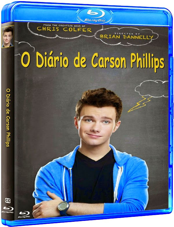 O Diário de Carson Phillips – Dual Áudio Torrent