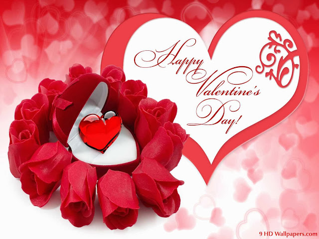 Happy Valentines Day 2014 Greeting Cards Ecards For Girlfriend – Valentines Card for Girlfriend