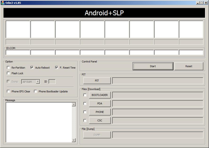 Memperbaiki Semua Android Samsung yang Mati Rusak dan Bootloop