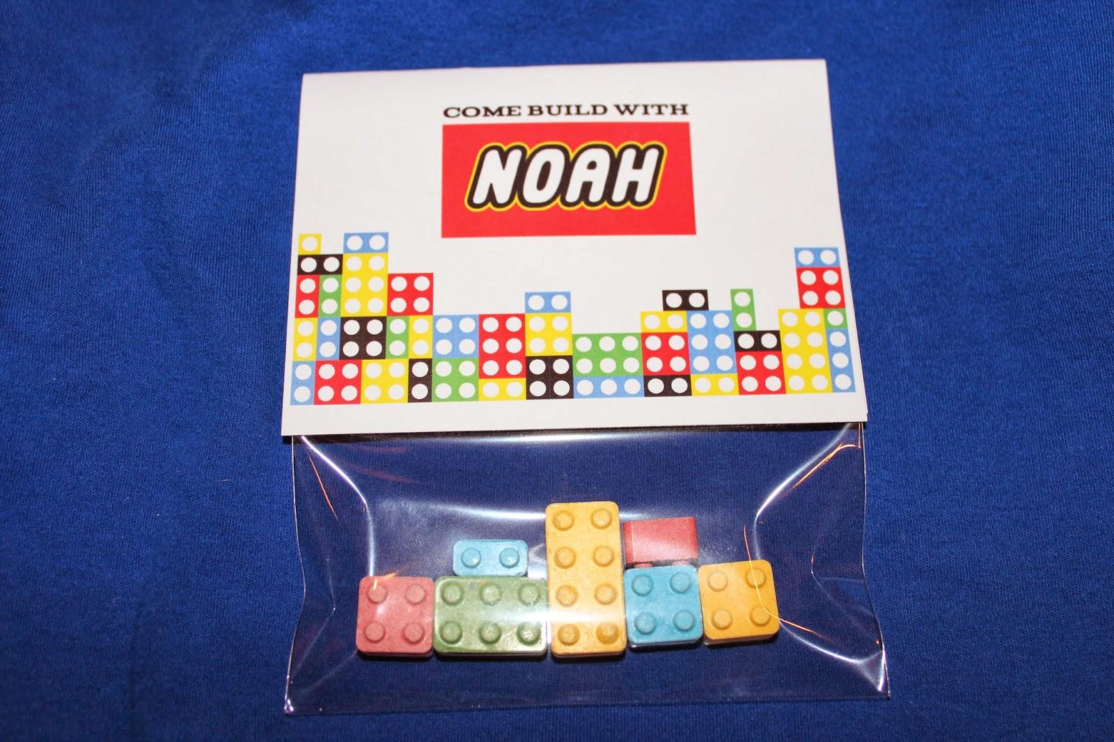 choosing joy today  noah u0026 39 s 6th birthday lego party invitations