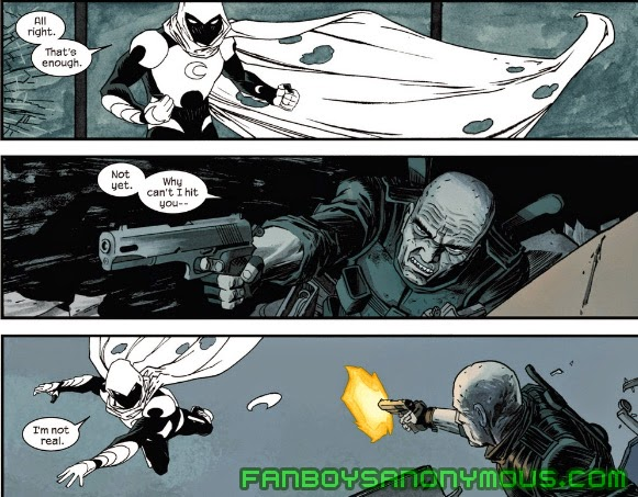 Purchase the Moon Knight hero pack on Marvel Heroes for a bonus Secret Avengers costume