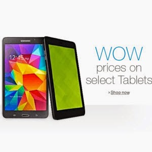 Amazon : Tablets at WOW Prices from Rs.2900