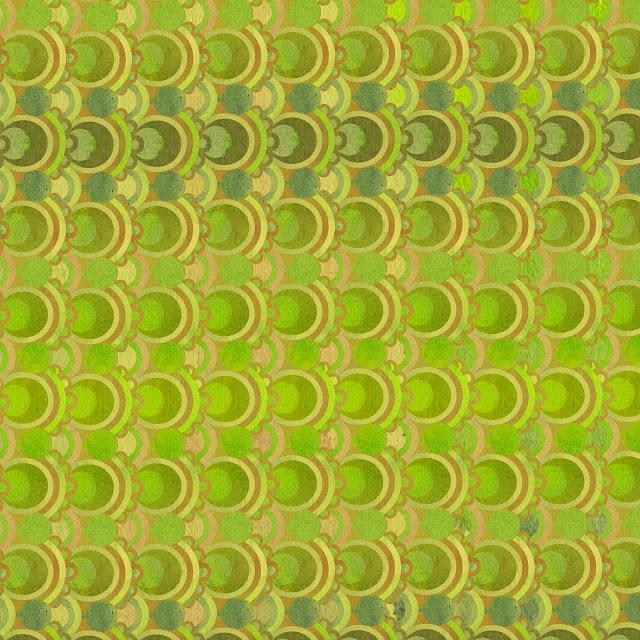 papel pintado,verde y amarillo, dibujo