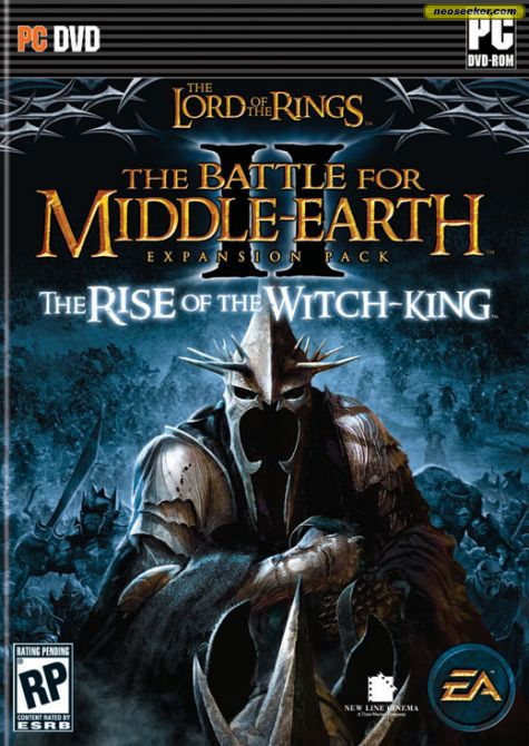 -Earth II (2) Rise of the Witch King + Patch + Crack Full Versionr