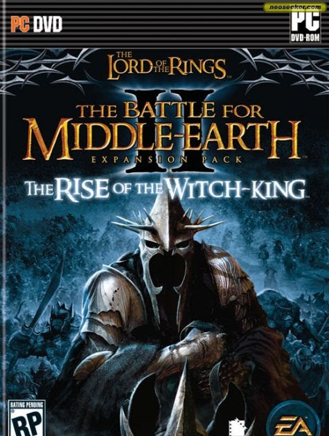 LotR: Battle for Middle-Earth 2 - Rise of the Witch-King ...