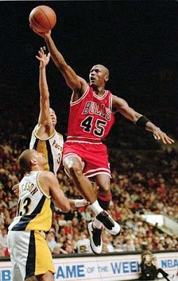 Regreso de Jordan con los Bulls