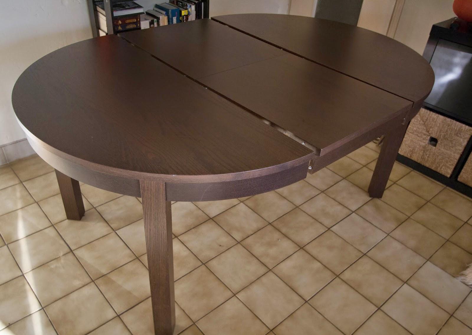 Marion decore diy relooker sa table de salle manger - Repeindre un meuble melamine ...