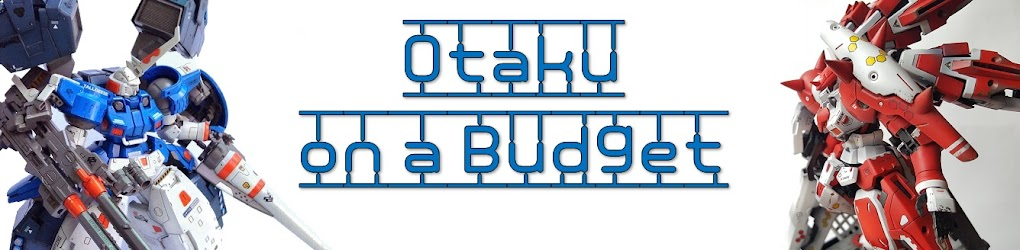 otaku on a budget