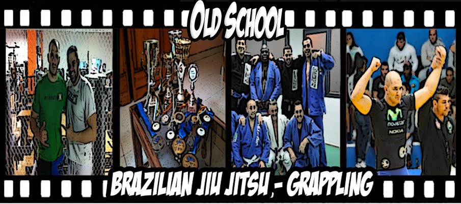 Old School Jiu jitsu