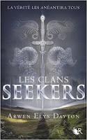 Les clans Seekers, Arwen Elys Dayton
