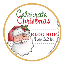 Peachy Keen Stamps Celebrate Christmas Blog Hop