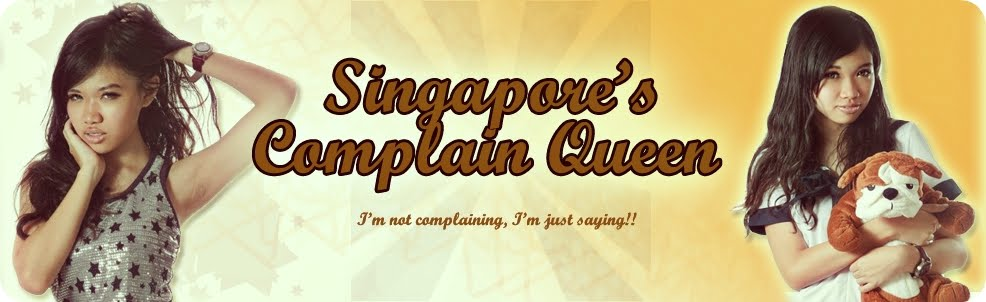 Singapore&#39;s Complain Queen