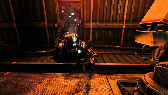 Soma screenshot rambling fox gaming reviews