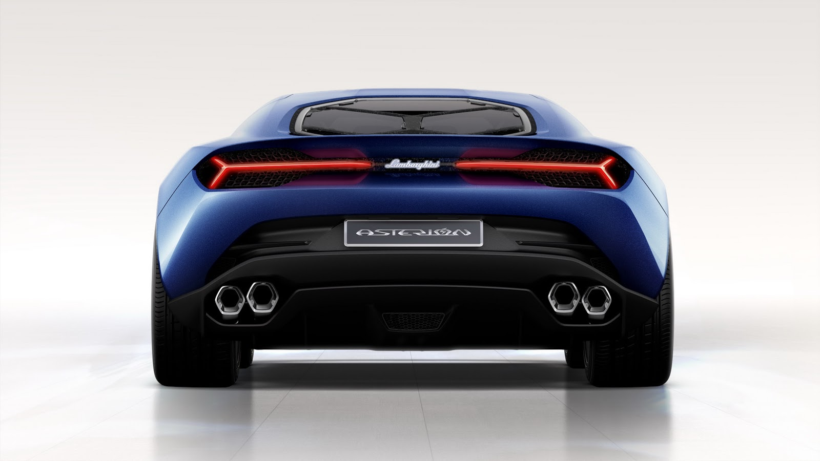 Asterion Is The First Front Wheel Drive Lamborghini In Ev