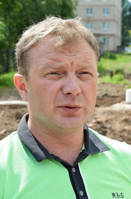 Валерий Ховрачёв, Скоропусковский поселок, Сергиев Посад