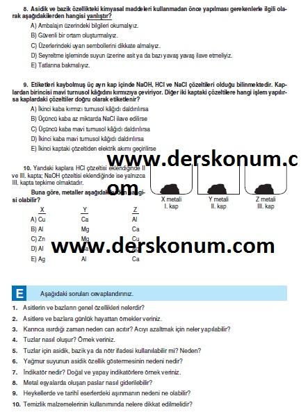 10sinif Kimya Ders Kitabi Cevaplari Meb Yayinlari Sayfa 46 Ders