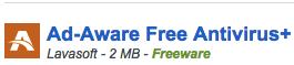 Ad-Aware Free Antivirus+ 2016 Offline Installer