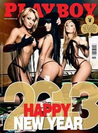 Playboy Grécia Janeira 2013
