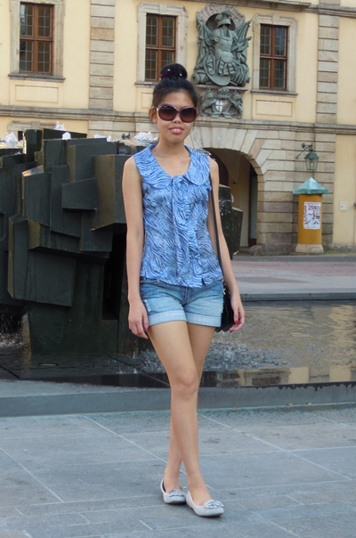 Creative Fashion - The Gleeful Fashionista Casual Summer Outfits for a Casual Date