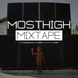 MOST HIGH MIXTAPE VOL.8