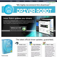 Driver Robot: Guaranteed automatic driver updates