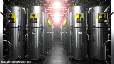 CRYONICS: DEEP FREEZING THE DEAD