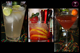 decoracion de bebidas