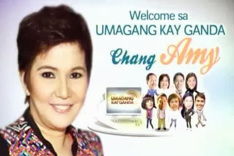 Amy Perez Joins Umagang Kay Ganda Family