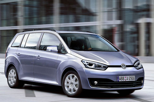 VW New Touran