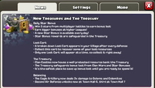 COC update treasury 8.116.2