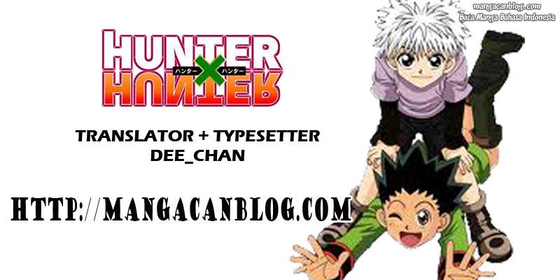 Dilarang COPAS - situs resmi www.mangacanblog.com - Komik hunter x hunter 193 - gunting 194 Indonesia hunter x hunter 193 - gunting Terbaru 0|Baca Manga Komik Indonesia|Mangacan