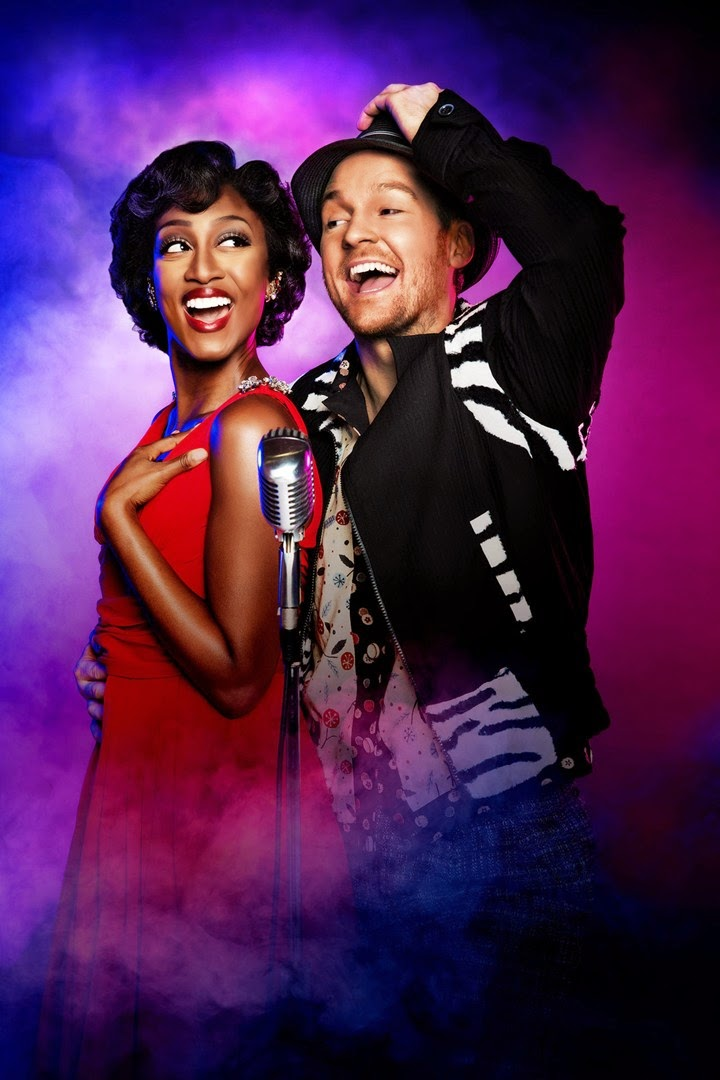 Beverley Knight in Memphis the Musical - Olivier Award nominated musical