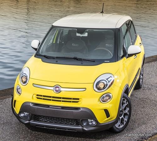 Fiat 500 November Sales For 2013