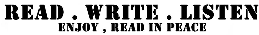 Read . Write . Listen