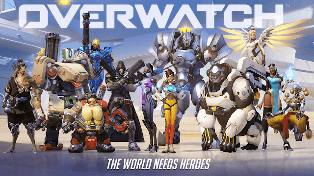 Overwatch - buy CD Keys Online for this Popular Game