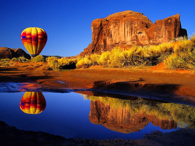 Paisajes de Arizona, Estados Unidos