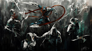 talon fighting art league of legends