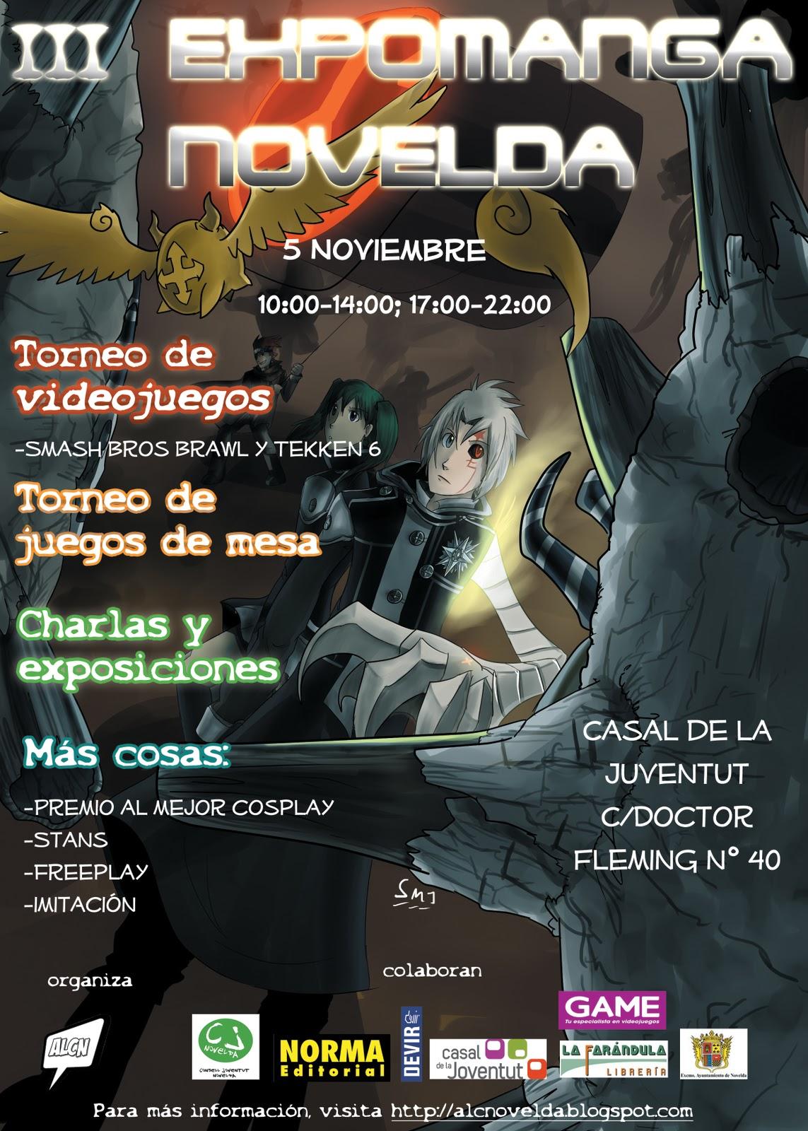 III ExpoManga Novelda Expo+manga+poster+CMYK5+%25282%2529