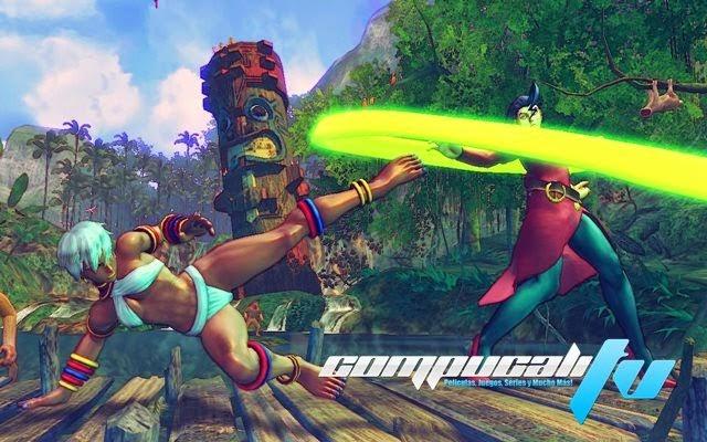 Ultra Street Fighter IV PS3 Español Región USA