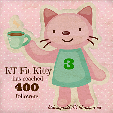 Congrats to KT Fit Kitty