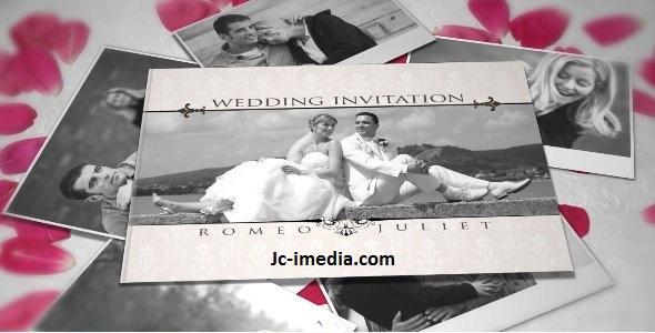 VideoHive Wedding Invitation