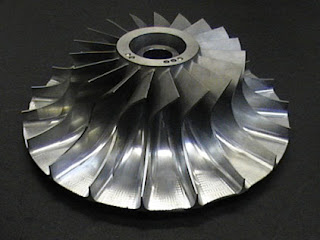 Turbine blade fixing