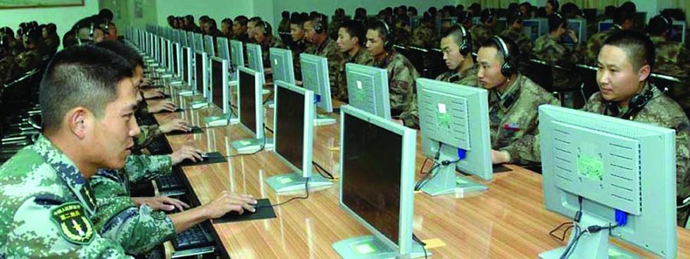 China Se Diz Vítima de Ciberataques