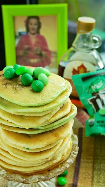 Fanny Cradock American Pancakes