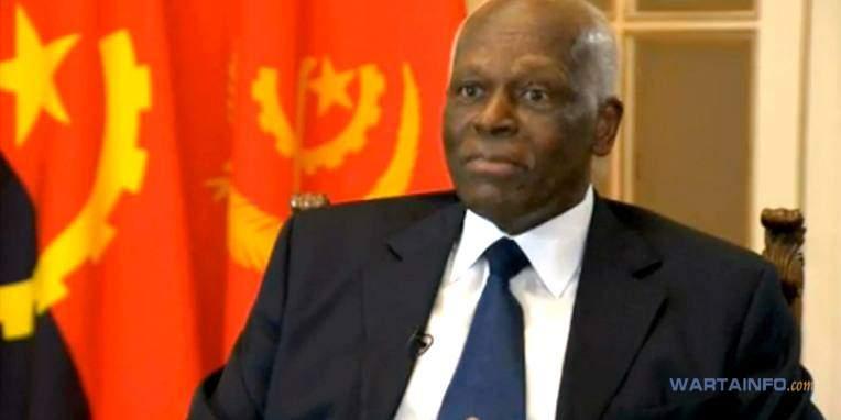 Foto gambarJose Eduardo dos Santos Presiden Angola dengan Masa Jabatan terlama di dunia