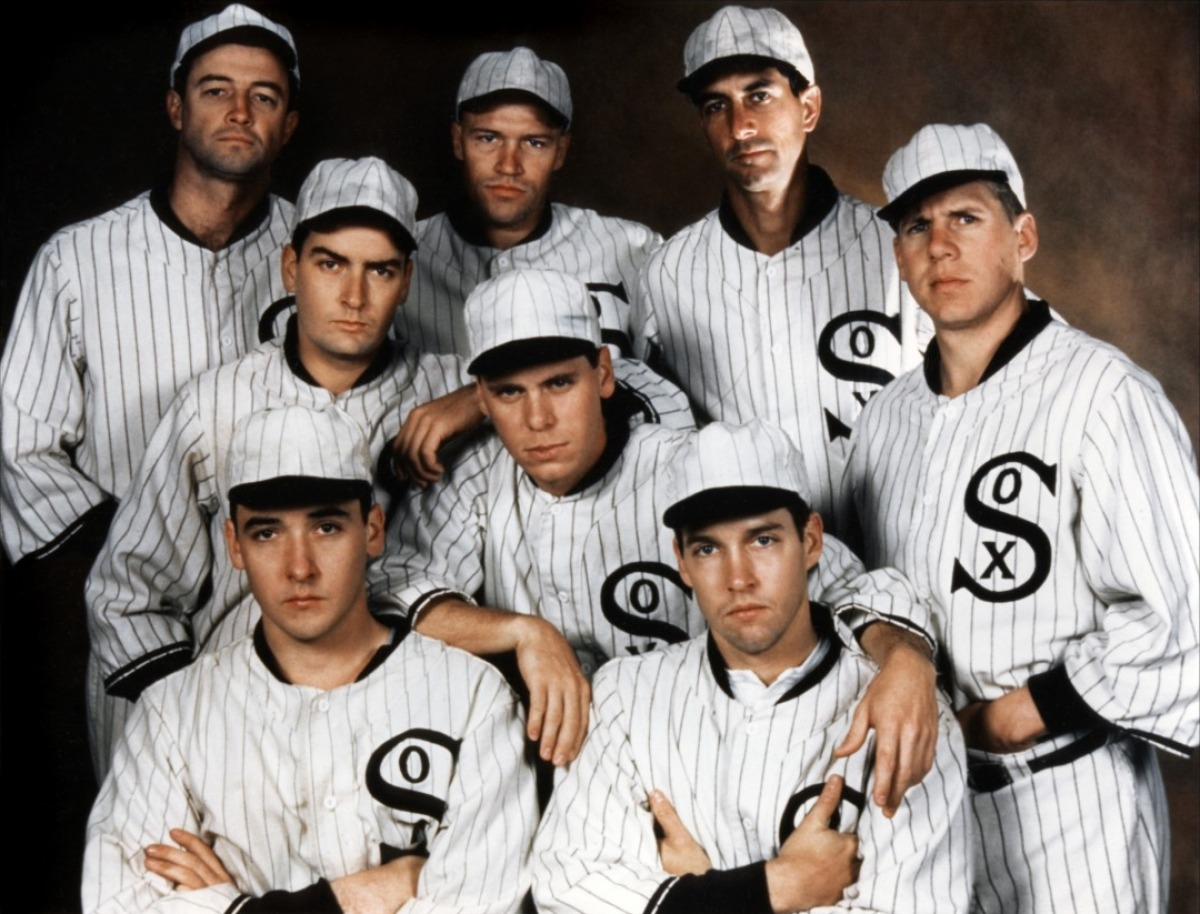 eight men out -#main