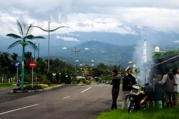 Pagar Alam Sumatera Selatan
