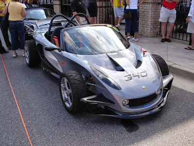 Lotus 340r car