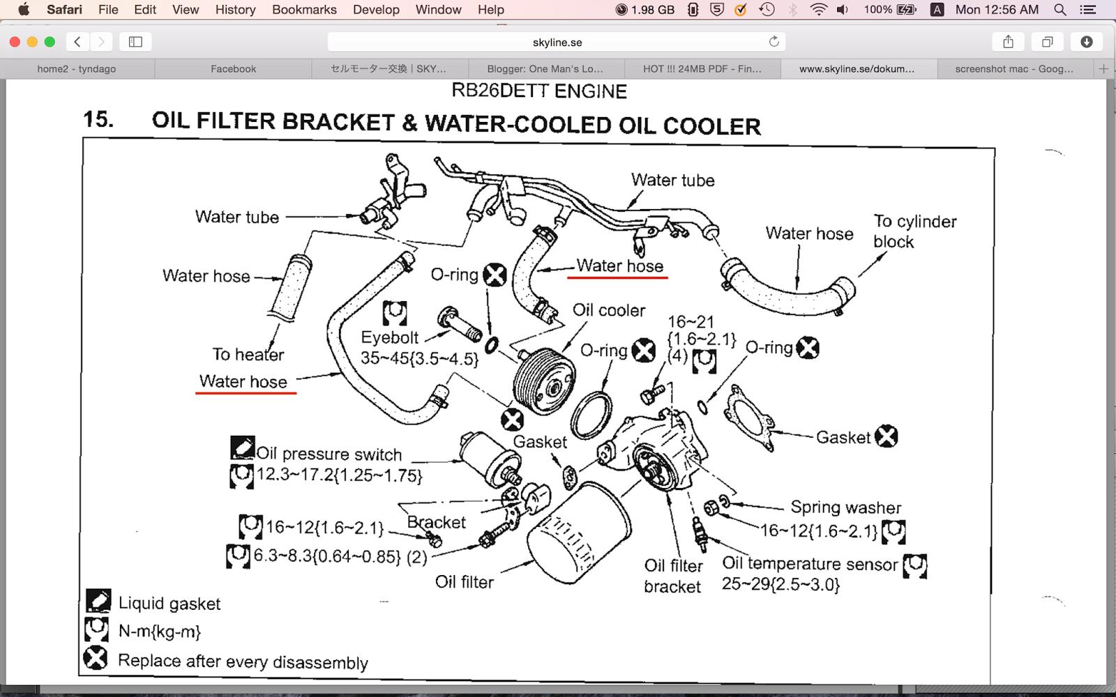 haul truck parts diagram