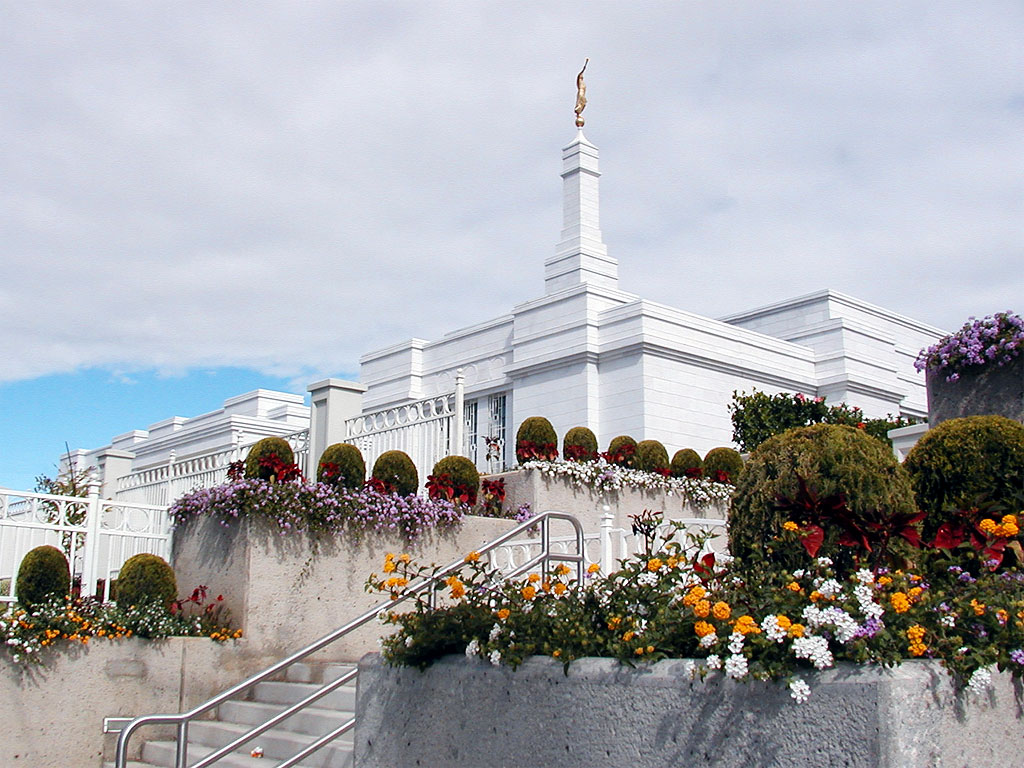 Tuxtla Gutierrez Temple